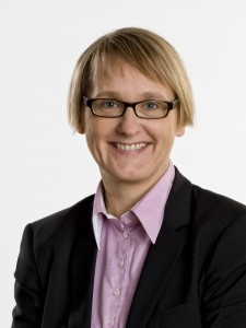 Photo of Annika Sunden