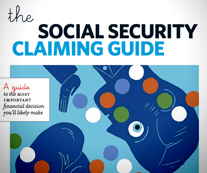 Cover of the Social Security Claiming Guide