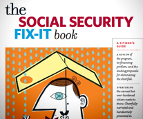 Cover of the Social Security Fix-It Book
