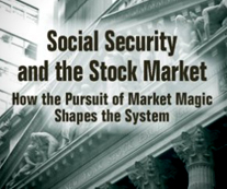 Cover of Social Security and the Stock Market book